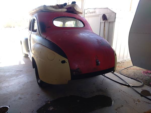 Photo 1947 Ford Coupe - $3,000 (Meadview)