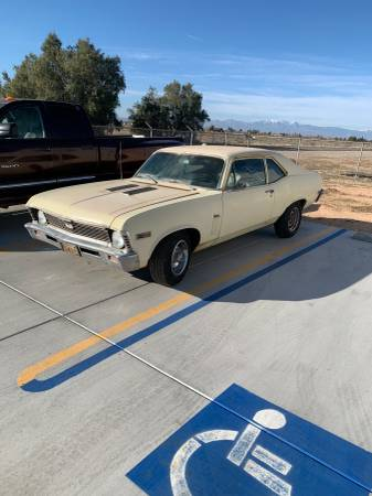Photo 1969 chevy nova true ss 350 4 speed - $15000