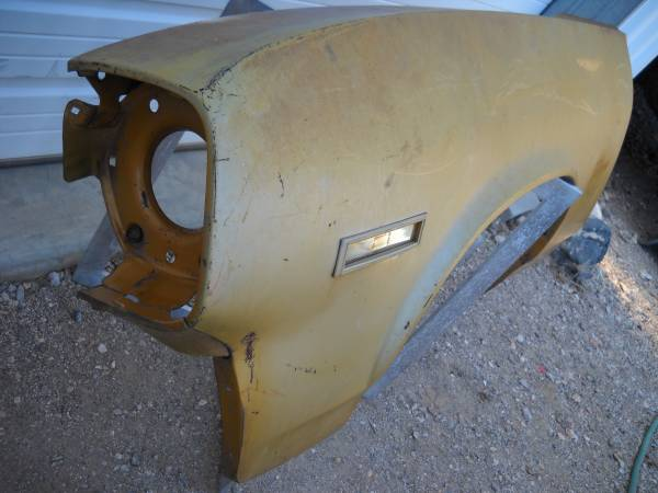 Photo 1971-1974 Oldsmobile Omega Buick Apollo Pont Ventura quotLeftquot Fender (Bullhead City)