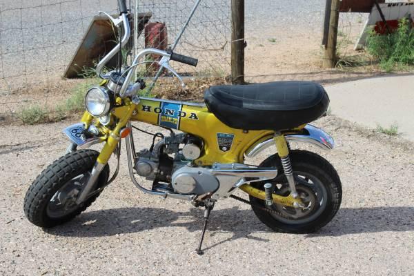 Photo 1972 Honda CT 70 - $3,500 (Valentine)