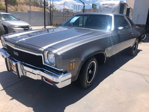 1973 Chevelle ss 454 38k orig miles - $24500 (Bullhead ...