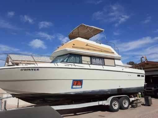 Photo 1976 Fiberform 28 12 ft boat - $8,500 (San Jacinto)