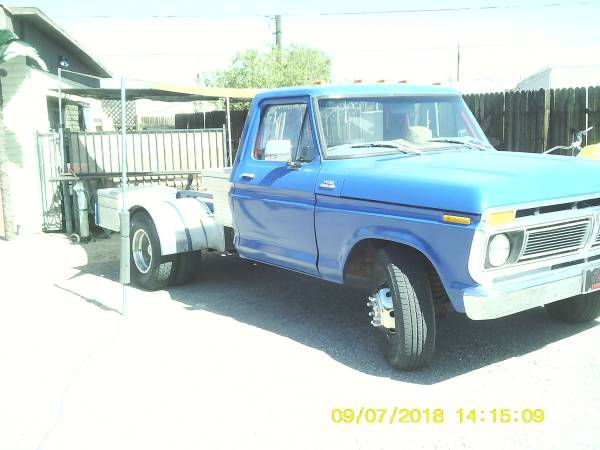 Photo 1977 Ford F 350 - $3500 (Bullhead City)