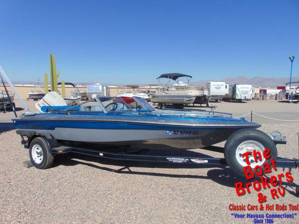 Photo 1992 VIP SK-18 OPEN BOW BOAT This is super clean boat - $10,995 (Lake Havasu City)