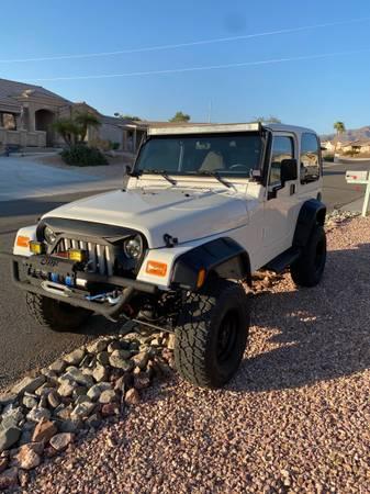 Photo 1997 Jeep TJ - $14,500 (Lake Havasu City)