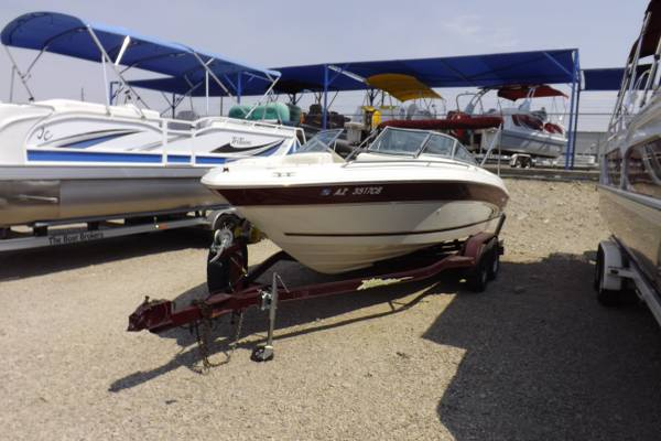 Photo 1997 Sea Ray 21ft Open Bow Boat in great shape - $14,900 (Lake Havasu City)
