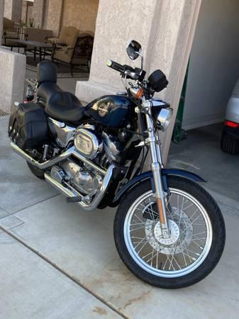Photo 2002 HD XL 883 Custom Sportster - $4,500 (Lake Havasu City)