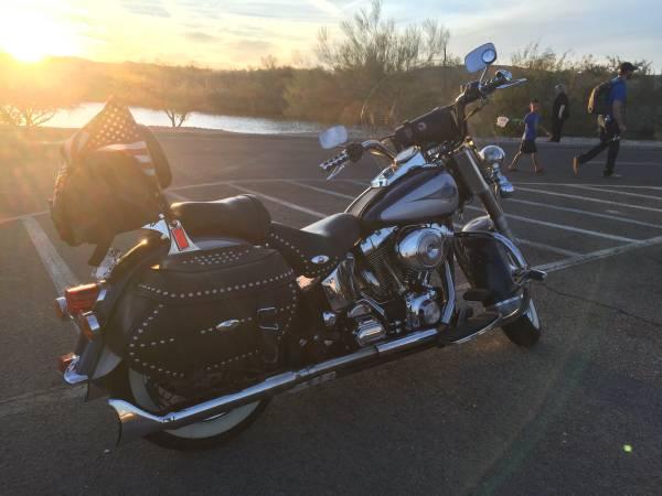 Photo 2002 Harley Davidson Heritage Softail Classic - $4,900 (Lake Havasu)