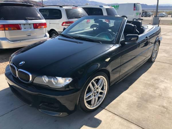 Photo 2005 BMW 330CI $6895 CASHALL FEES INCLUDED - $6,895 (LAKE HAVASU CITY)