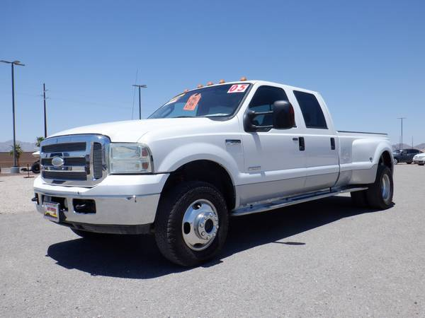 Photo 2005 Ford F350 Dually 4x4 - $18,988 (Lake Havasu City)
