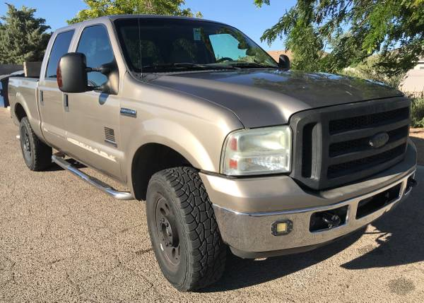 Photo 2006 Bulletproof 6.0 diesel Ford F-250 4x4 Crew Cab - $9968 (Kingman)