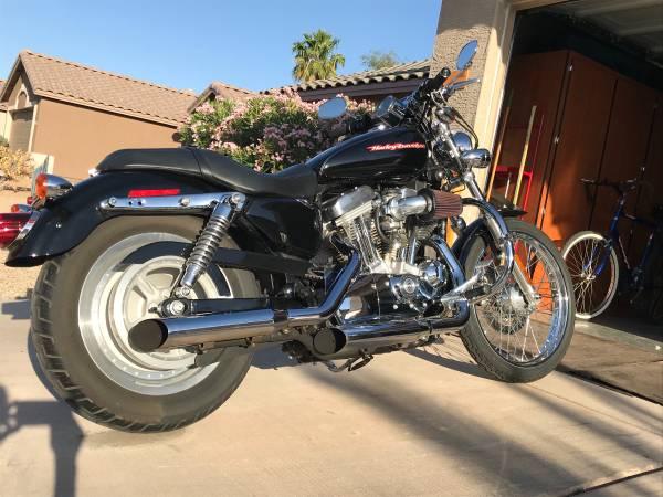 Photo 2006 Harley Davidson Sportster 1200 - $5,000 (Mesa)