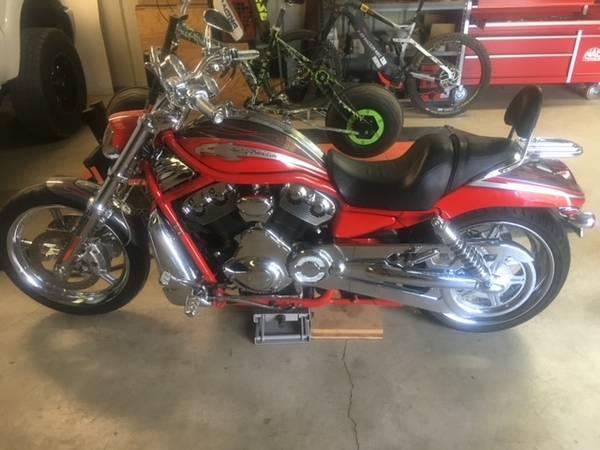 Photo 2006 Screaming Eagle Vrod VRSC - $9,500 (Lake Havasu AZ)
