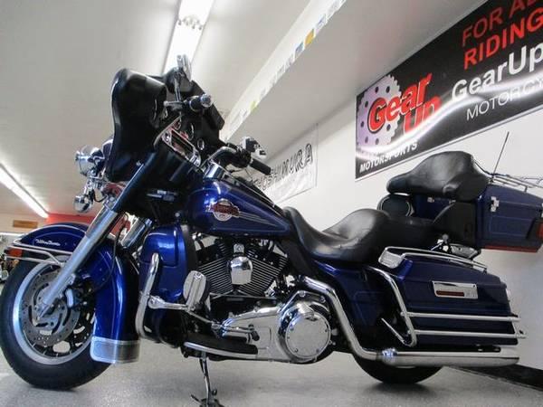 Photo 2007 HARLEY DAVIDSON ULTRA CLASSIC - GREAT BUY - $8,495 (GEAR UP MOTORSPORTS)
