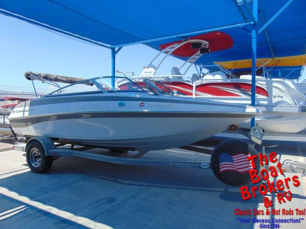 Photo 2009 CROWNLINE 180 BR OPEN BOW BOAT - $32,900 (Lake Havasu City)