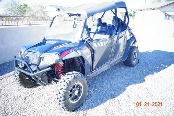 Photo 2011 Polaris Razor 800 EFI 4 seat - $10,000 (Lake Havasu City)