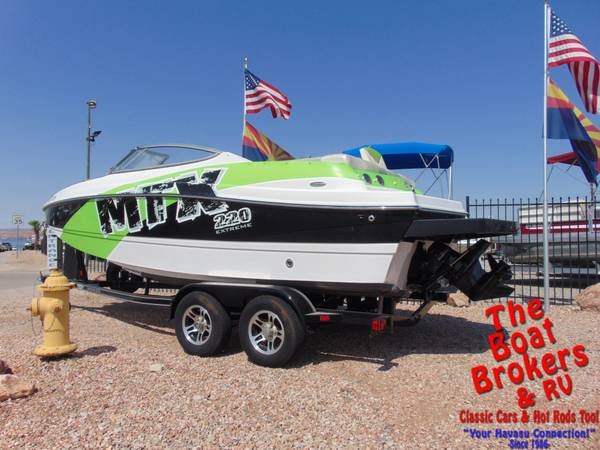 Photo 2013 RINKER MTX 220 EXTREME OPEN BOW BOAT - $43,995 (Lake Havasu City)