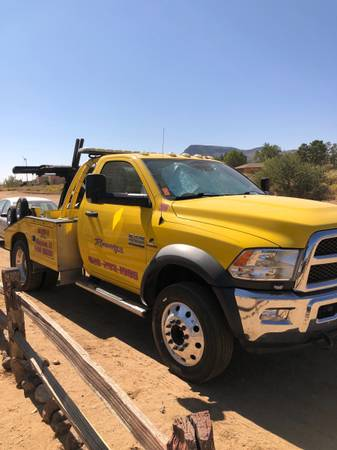 Photo 2015 Dodge Ram 5500 autoloader tow truck - $45,000 (Kingman)