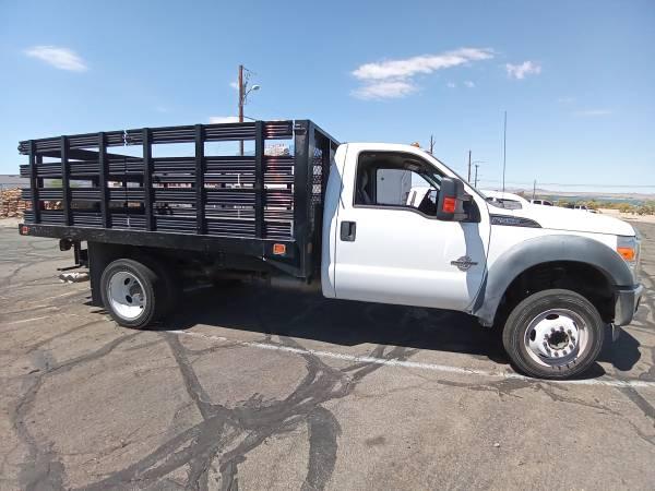 Photo 2015 F550 super duty or 2015 Ford transit - $38,000 (Lake Havasu City)