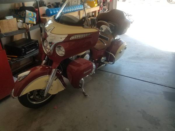 Photo 2015 Indian Road Master - $15,000 (Ft Mohave)