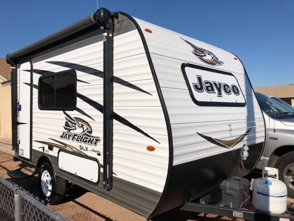 2018 jayco jay flight 16ft travel trailer - $11900 (Phx az ...