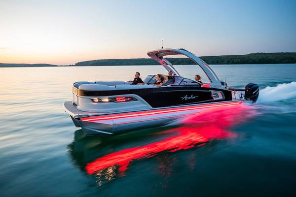 Photo 2021 Avalon Pontoon Boats available in Lake Havasu (Germaine Marine LHC)