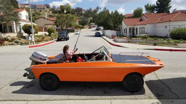 Photo BOAT CAR - One of a kind WOW sell or trade - $15,000 (Bullhead City)