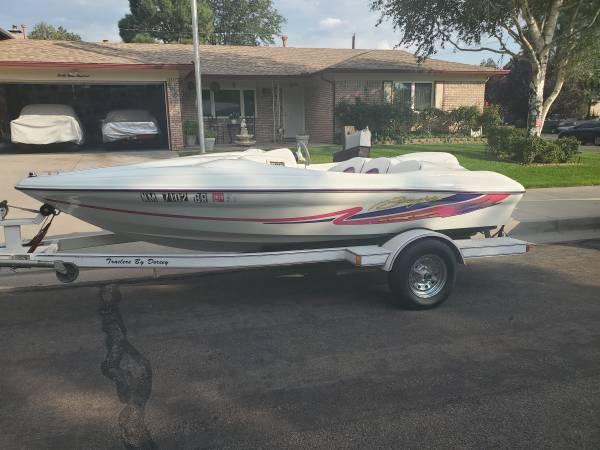 Photo Baja Splash Jet Boat - $6,900 (Albuquerque)