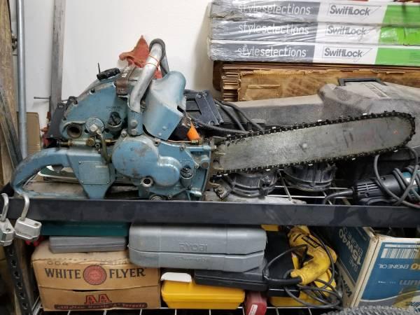 Photo Big Homelite chainsaw - $250 (Golden Valley)