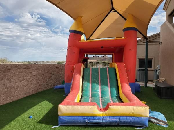 Photo Bounce House For Summer Sale - $600 (Lake Havasu)