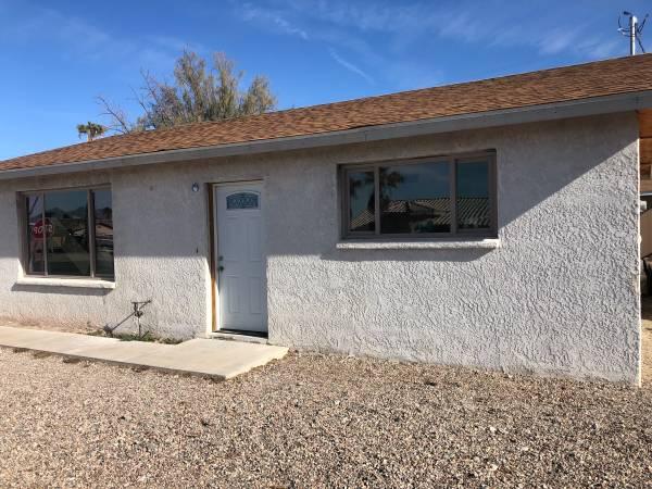 Photo Contractors Dream 2-3 RV Garage w Master Suite NO MONEY DOWN (Lake Havasu City)
