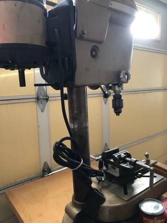 Photo Craftsman Vintage drill press - $300 (lake Havasu City)
