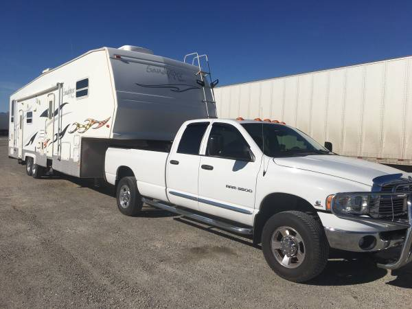Photo Do you have a 5th wheel, trailer, boat or car that needs to be moved  - $80 (lke havasu city)