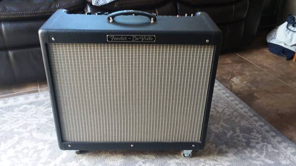 Photo FENDER Hot Rod Deville 212 - $380 (Lake Havasu City)
