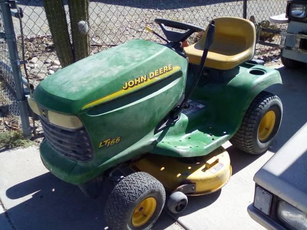 Photo FOR SALE John Deer Equipment  Ford Tractor - $3,850 (Havasu Lake)
