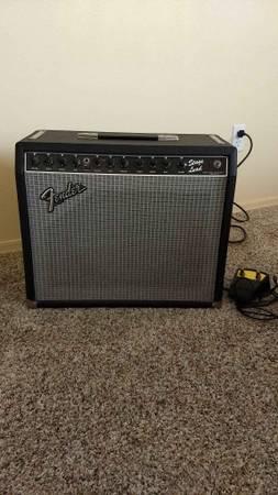 Photo Fender Mid 8039s Stage Lead Guitar Amp - $225 (Lake Havasu)