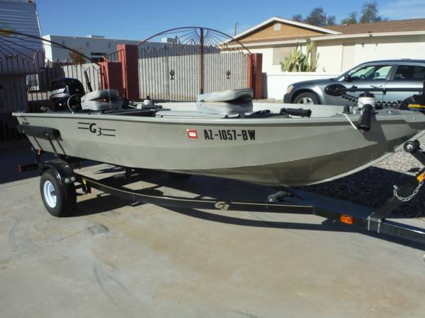 Photo G3 BOAT - $1 (LAKE HAVASU CITY)