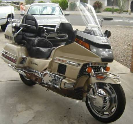 Photo HONDA GOLDWING 1500 Interstate, 1991 - $3,950 (Dolan Springs)