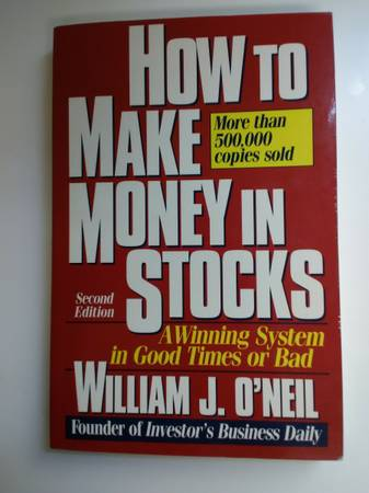 Photo HOW TO MAKE MONEY IN STOCKS Book - Wall Street - Investing Finances - $5 (Maryland  Flamingo)