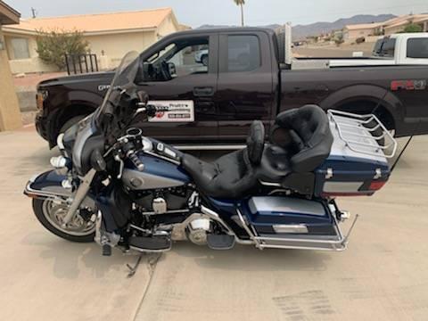 Photo Harley ultra Classic 2000 - $6,450 (Lake Havasu city)