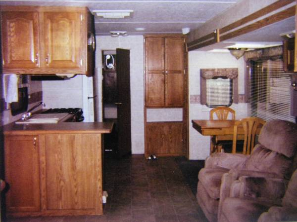 Photo Housing in Snowbird R.V. Park Available (Quartzsite, La Paz County, AZ)
