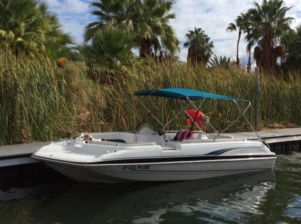 Photo Hurricane Deck Boat - $14900 (Big River)