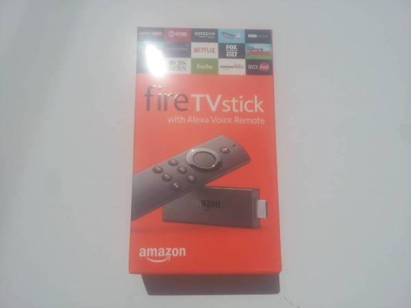 Photo Jailbroke Amazon Fire TV Stick wFree Movies Live TV Cable Cutter - $80 (Lake Havasu City)