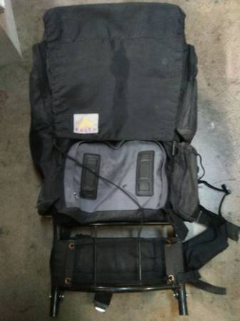 Photo Kelty rigid frame backpack - $99 (Kingman)
