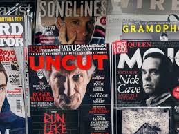Photo LARGE COLLECTION OF CLASSIC ROCK MAGAZINES FROM ENGLAND MOJO - $5 (Las Vegas)