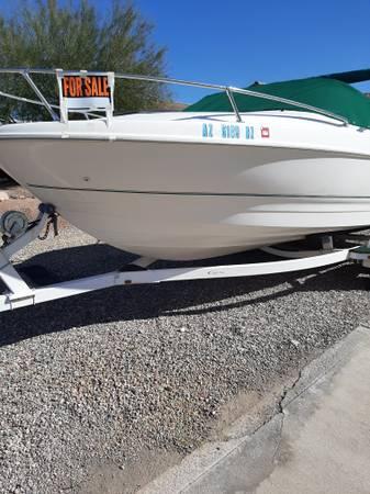 Photo MUST SELL New price to sell 2000 BAYLINER CAPRI - $6000 (Lake havasu City Az)