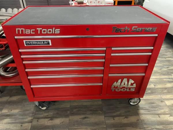 Photo Mac Tools Overhaulin Tool Box - $3,000 (Lake Havasu City)