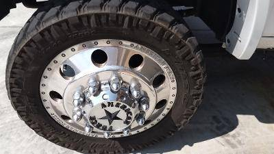 Photo NITTO Trail Grappler 22quot Tires - $260 (Kingman)