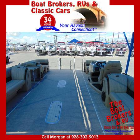 Photo Perfect boat for large groups or to offer lake weddings - $99,564 (Lake Havasu City)