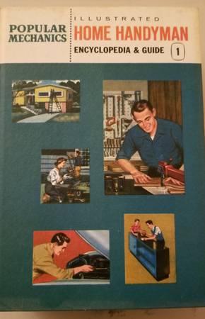 Photo Popular Mechanics Home handyman encyclopedia - $200 (Fountain Hills)